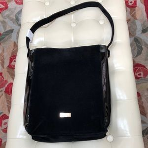 GOODGIRL Carolina Herrera shoulder bag black